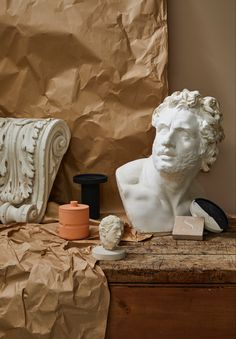 Aesthetic Objects, Brown Aesthetic, Aesthetic Art, Greek Pantheon, Glasgow School Of Art, Old Money, Photo Wall Collage, Art Sketchbook, Handmade Art