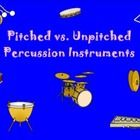 This Smart Notebook lesson requires students to sort percussion instruments into two categories - Pitch percussion vs. Non-Pitch percussion.This ...