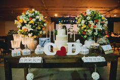 Casamento real e econômico | Daniela e Claudio