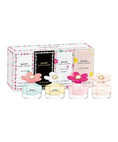 Marc Jacobs Daisy 0.13-Oz. Four-Piece Fragrance Assortment Set - Women | zulily