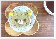 キャラスイーツ*リラックマの紅茶パウンドケーキ♪ 【レシピブログ】