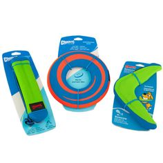 Chuckit! also makes some great toys for water fetch!  Labs <3 water!