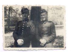 Żołnierze, wojsko II RP