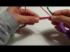Häkeln lernen Grundkurs und Basiswissen - YouTube