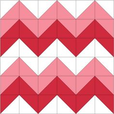 Chevron Block PDF file For my next quilt Colchas Quilting, Quilting Board, Quilting Templates, Quilt Patterns Free, Quilting Tutorials, Quilting Projects, Quilting Designs, Sewing Projects, Free Pattern