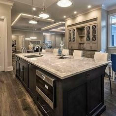 Uplifting Kitchen Remodeling Choosing Your New Kitchen Cabinets Ideas. Delightful Kitchen Remodeling Choosing Your New Kitchen Cabinets Ideas. Home Kitchens, Kitchen Design, Sweet Home, Modern Kitchen, Home Remodeling, New Homes, Kitchen Interior, Home Decor, House Interior