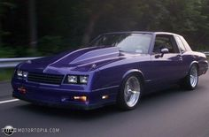 1985 Monte Carlo SS had one but without the hood scoop