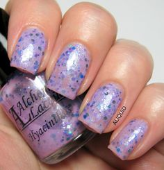 Alchemy Lacquers Hyacinthus
