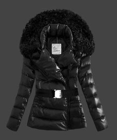 Women's Moncler Mokacine Black Coats online sale | Stuff to Buy | Pinterest | Black coats, Moncler and Coats