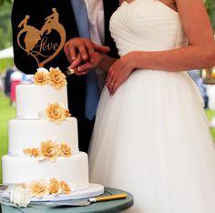 Cake Topper Ideas Bride and Groom Wedding Cake Topper Love