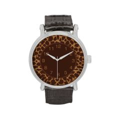 =>>Cheap          	Giraffe Skin Print Pattern Wrist Watches           	Giraffe Skin Print Pattern Wrist Watches In our offer link above you will seeDiscount Deals          	Giraffe Skin Print Pattern Wrist Watches Online Secure Check out Quick and Easy...Cleck Hot Deals >>> http://www.zazzle.com/giraffe_skin_print_pattern_wrist_watches-256252076774039251?rf=238627982471231924&zbar=1&tc=terrest