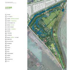 AECOM EDAW park landscape design program text 2014 New HD - Taobao