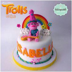 Image result for trolls poppy cake