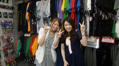 【新宿2号店】 2014年5月7日  仲良しお二人組み♪ ス・テ・キな(╹◡╹)です また遊びに来てください☆