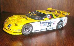 chevrolet Corvette C5R 24 H. Le Mans 2000 Fly Car Model A122
