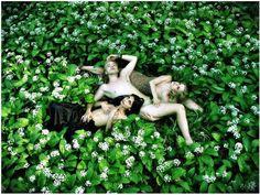 A Midsummer Night's Dream, by Radu Afrim. Midsummer Nights Dream, Adam And Eve, Fashion Show, Studio, Friends, Art, Adam An Eve, Amigos, Art Background