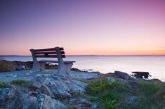 Ogunquit, Maine. - I literally just sat here last week!!!