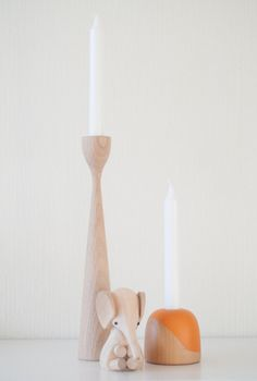 ▲ neutral. #home #house #interior #wood #candøe #design #elephant #white #orange #freemover #luciekaas #rolf #mariethorsen #blog #design