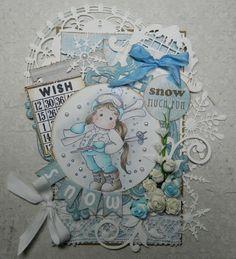 Noor! Design Winter Wishes door Tiets Wolfard