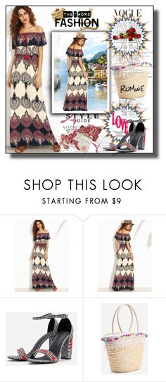 """""""// Romwe (summer style)set 7.//"""" by fahirade ❤ liked on Polyvore"""