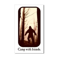 LOL.... This reminds me of Scott trying to call Bigfoot into our campsite last year :)