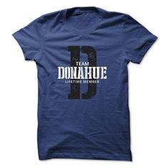 Donahue Team, LifeTime Member
