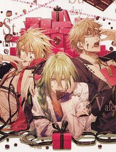 Toma | Ukyo | Kent | Amnesia | ♤ #anime ♤
