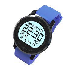 Professionelle Männer Frauen Jugendliche Sport Uhr Smartwatch Wasserdichte Armbanduhr Gesunde/Sport Pulsmesser für Android und IOS //Price: $US $89.99 & FREE Shipping //     #smartwatches