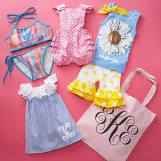 Take a look at the Personalize It | Kids' Summer Apparel event on zulily today!