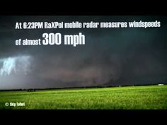 ▶ The El Reno EF5 - Chasing the Largest Tornado Ever
