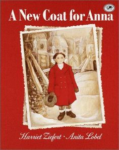 In post World War II, Anna and her mother are struggling to make ends meet. Anna needs a new coat, but there is no money for one. Read as Anna`s mother has a wonderful coat made for Anna in some of the most unique ways. A delightful learning experience fo Five In A Row, The Row, Great Books, My Books, Reading Books, Mini Reading, Teen Books, Story Books, Christmas In Germany
