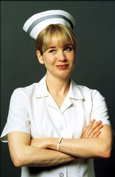 """Nurse"" Betty Sizemore (Renee Zellweger) from ""Nurse Betty"" (2000)."