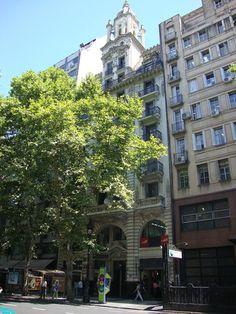 Anexo:Edificios de la Avenida de Mayo - Wikipedia, la enciclopedia libre
