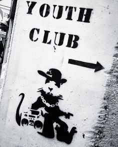 Out and about in #keswick last weekend #streetart #youthclub #youthclubs #life #lifeisgood #streetphotography #blackandwhite #streetphotography_bw #lakedistrict #girlbehindthelens15. All work copyright - taken by Girl Behind The Lens