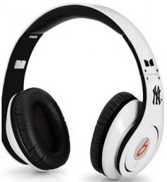 Monster Beats By Dr Dre New York Yankees Limited Edition Headphones