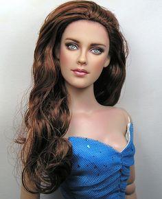 Kristen Stewart OOAK Doll By Artist Pamela Reasor