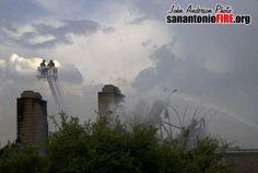 San Antonio Fire Department Scene Photos from Auguat 2005