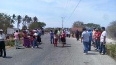 No queremos que se lleve a cabo la elección: habitantes de Xadani.