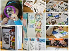 activities for close reading for beginners