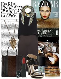 """""""Countess"""" by maxfield ❤ liked on Polyvore"""