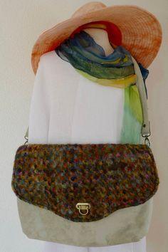 Vegan bag Shoulder bag Cross body bag Gift for women Gift for her Birthday gift for mom Sister gift for girlfriend Best friend gift for wife