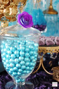 blue-purple-candy-buffet