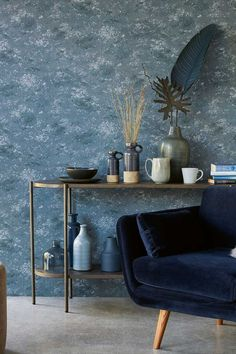 A modern and abstract take on a stormy landscape; showcasing multi tonal colours and shapes, giving your walls a stunning statement. Order your sample today from Wallpaperdirect Nautical Wallpaper, Beige Wallpaper, Print Wallpaper, How To Make Curtains, Made To Measure Curtains, Storm Wallpaper, Cottage Wallpaper, How To Hang Wallpaper, Blue Wallpapers
