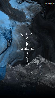 Cactus jack - Wallpaper Sun