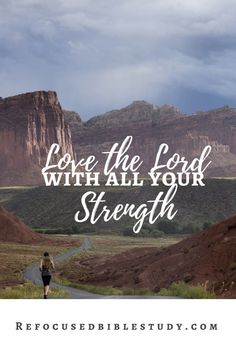How to depend on GOD for STRENGTH and not give up  #BibleStudy #AllofMe