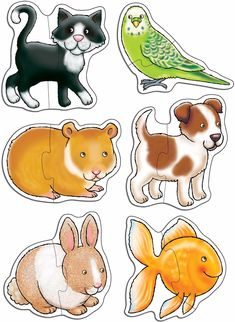 The Orchard Toys Pets is the perfect first puzzle as it consists of two pieces only and its large pieces are perfect for tiny hands. English Games For Kids, Math Games For Kids, Activities For Kids, Kids Math, Orchard Toys, Preschool Printables, Tot School, Retro Toys, Learning Activities