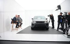 Explore the all-new Range Rover Sport, the most dynamic Land Rover yet.