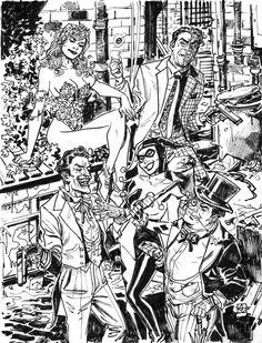 Batman Rogues by Dean Kotz