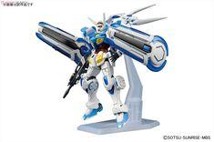 Gundam G-Self (Perfect Pack Equipped) (HG) (Gundam Model Kits) Item picture4