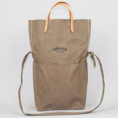 Tembea | Messenger Bag in Khaki Canvas | Personal | Share Design | Home, Interior & Design Inspiration